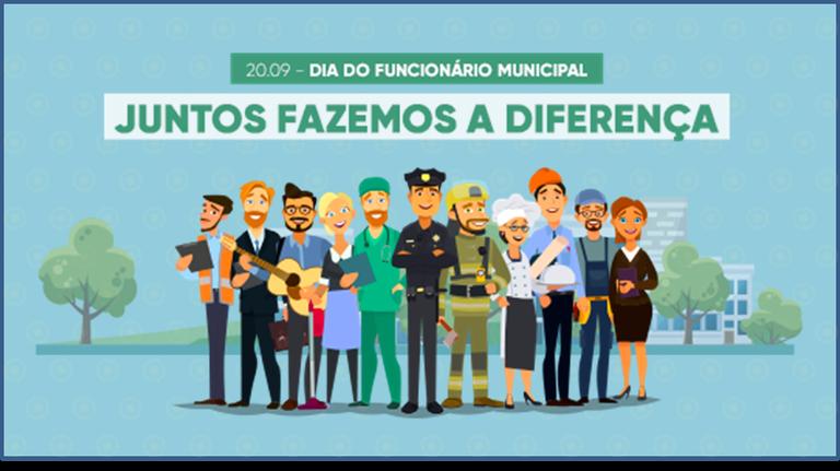 Dia do Funcionário Municipal - 20 de Setembro — Câmara Municipal de  Carnaubal